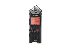 Tascam DR-22WL – Professional Digital Recorder with Wi-Fi functionality