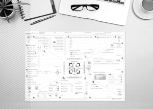 Strategic Planners ~ Desk Pads