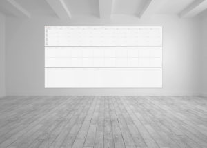 Large Format (3m) Wallcharts