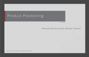 Product Positioning 20A